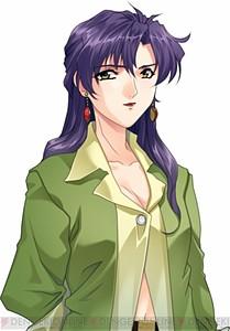 Reiko Kusanagi