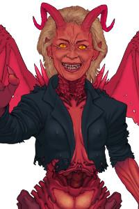 Hell Queen Ursula