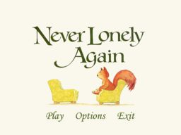 Never Lonely Again