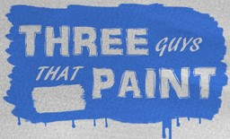Three Guys That Paint