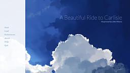 A Beautiful Ride to Carlisle