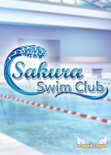 Winged Cloud - Sakura Swim Club 2015 [uncen, eng]