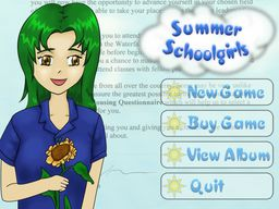 Summer Schoolgirls
