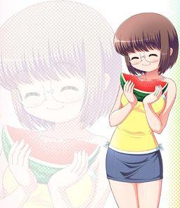 Megane no Mei to Natsuyasumi