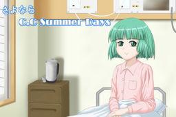 Sayonara C.C Summer Days