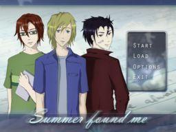 Summer Found Me
