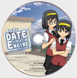 Renpy Date Simulation Engine - The Game