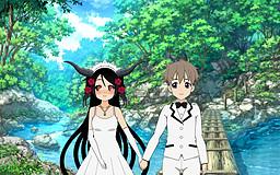 Ecole de Monstre ~ Le mariage d'Hibi