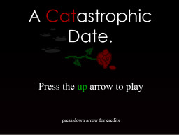 A Catastrophic Date
