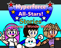 Hyperforce All-Stars! Volume 3