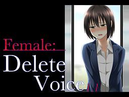 Female: Delete Voice