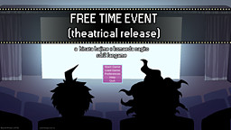 Freetime Event: Theatrical Release