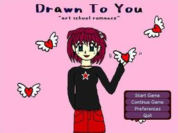 Drawn To You ~ Art School Romance ~