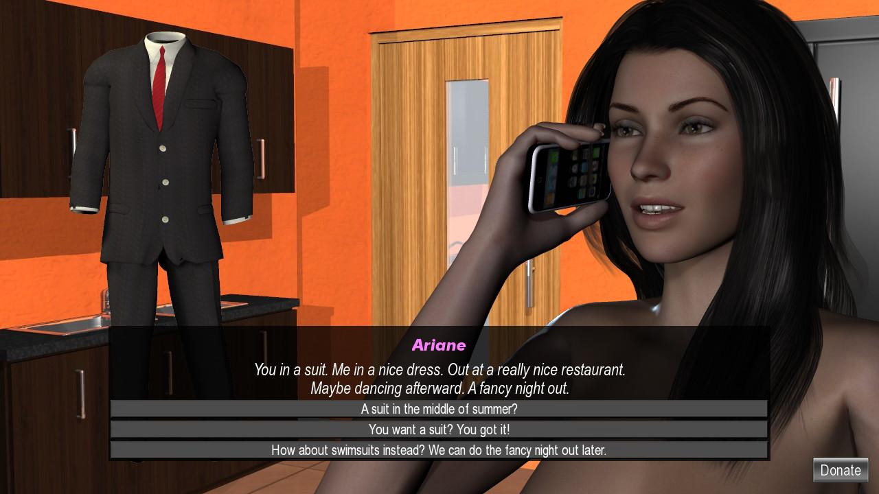 Dating ariane hack
