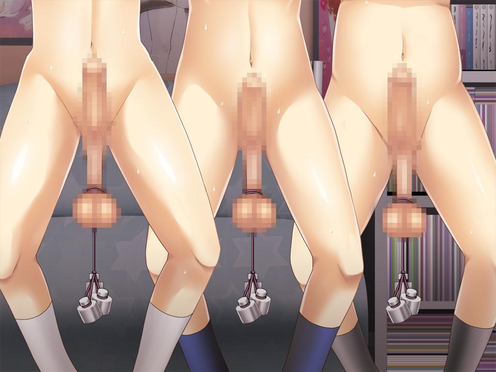 A pink sock porn