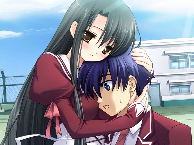 Visual Novel PC 11eyes -Tsumi to Batsu to Aganai no Shoujo-